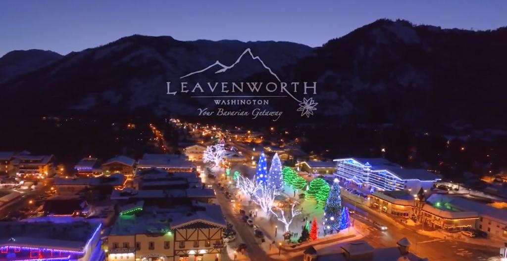 Leavenworth Washington Christmas.Christmas Village Usa It S Leavenworth Travel Usa Discounts